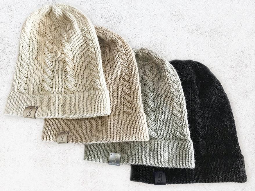czapki damskie